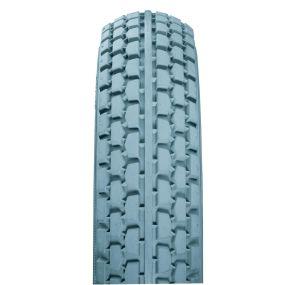 Impac - Pneumatic Grey Tyre (Pattern IS322)