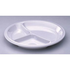 Menu Portioned Plate