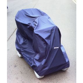 Mobility Scooter Storage Cover - Navy Blue