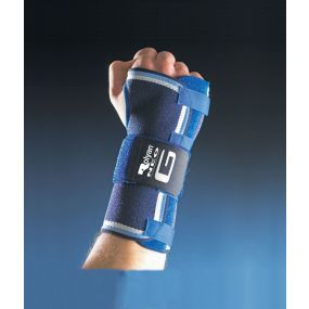 NEO G - Stabilised Wrist Brace - Left