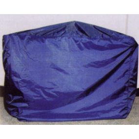 Mobility Scooter Night Storage Cover - Blue (Medium)