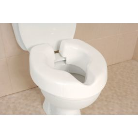 Nuvelle Clip On Toilet Seat