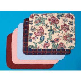 Senset Washable Seat Pads - 49 x 60cm - Blue