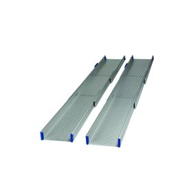 Ultralight Telescopic Channel Ramps - 202cm