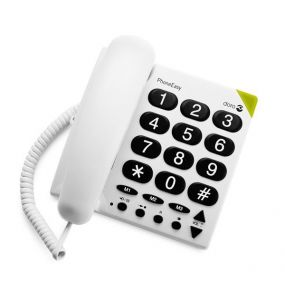 Doro PhoneEasy 311c Corded Telephone
