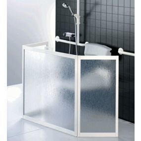 Portable Shower Screen - 3 Panel
