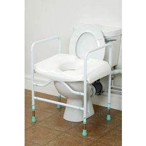 Prima Multi-Frame - Frame & Toilet Seat