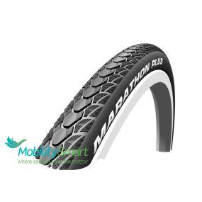 Schwalbe - Marathon Plus Evolution Wheelchair Tyre - 25 X 1 (25-559)