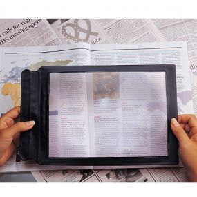 Reading Sheet Magnifier
