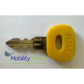 Shoprider Replacement Key - Standard Key