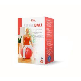 Sissel Exercise Ball - Blue 75cm