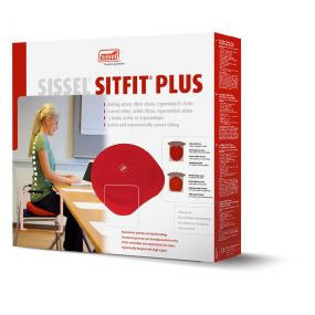 Sissel Sitfit Plus - Adult Red