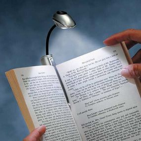 Stylus Booklight