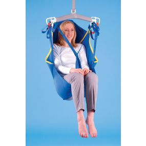 UNIVERSAL SLING WITH SHAPED HEAD SUPPORT
