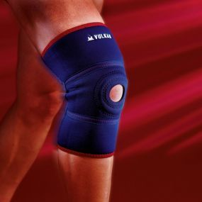 Vulkan - Neoprene Open Knee Support