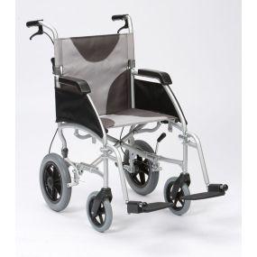 Ultra Lightweight Aluminium Transit Wheelchair - 17