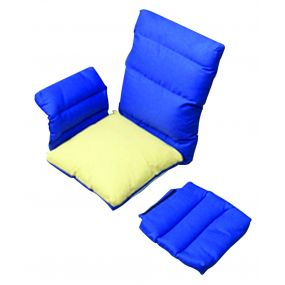 Wheelchair Padded Set - Wipe Clean Cover