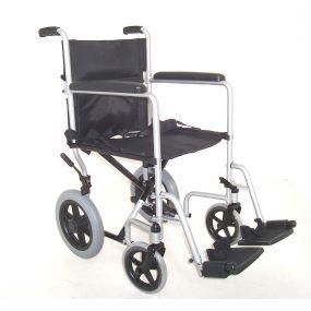 Economy Steel Transit Wheelchair 19