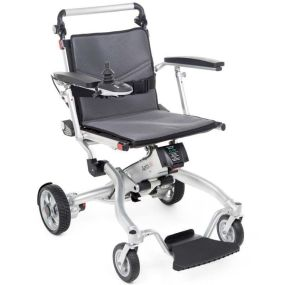 AeroLite Folding Electric Wheelchair