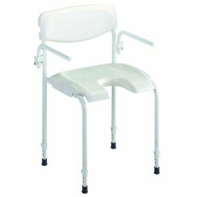 Alize Height Adjustable Shower Chair