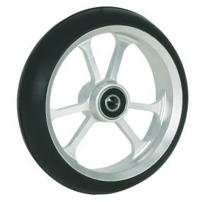 Alucore Castor Wheel - Silver ( 5