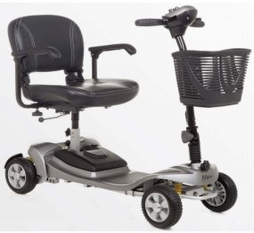 Aluminium Mobility Scooter