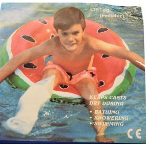 Aqua Shield L15 - Pediatric Leg