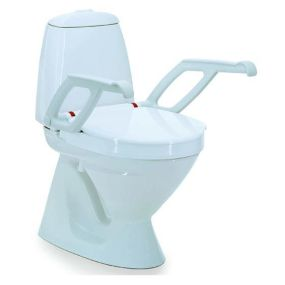 Aquatec 90000 Raised Toilet Seat - 6cm