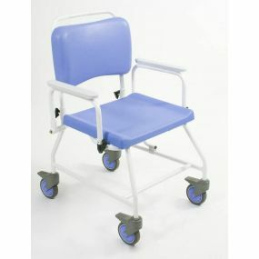 Atlantic Bariatric Commode & Shower Chair - (22