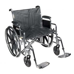 Bariatric Sentra EC Wheelchair - 22