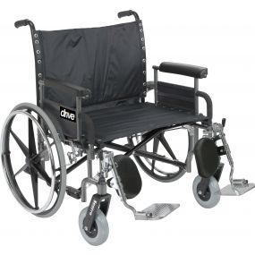 Bariatric Sentra EC Wheelchair - 30
