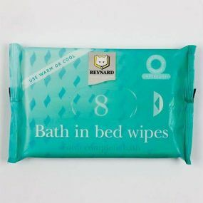 Waterless Bathing Wipes