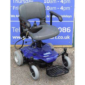 BetterLife Portable Electric Wheelchair **Used**