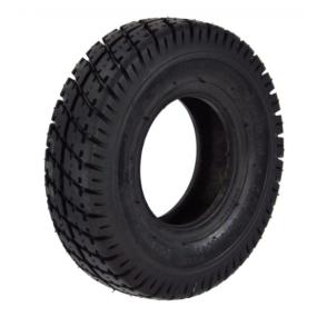 Black Solid 280 x 250 x 4 Tyre