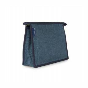 Blue Badge Company Toiletry Bag - Herringbone