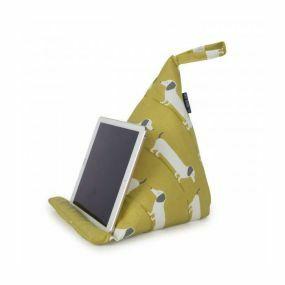 Blue Badge Tablet Cushion- Sausage Dog