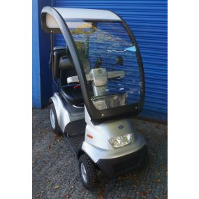 2015 TGA Breeze S4 Mobility Scooter with Canopy **Used**