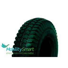 Cheng Shin - Pneumatic Black Tyre (Pattern Block C248) - 300 X 4 (260 X 85)