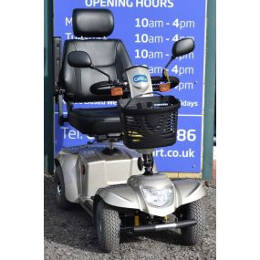 2018 CareCo Titan Mobility Scooter - Silver **Used**