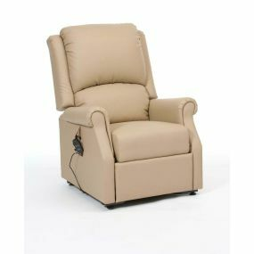Chicago Rise and Recline Chair - PVC Fabric