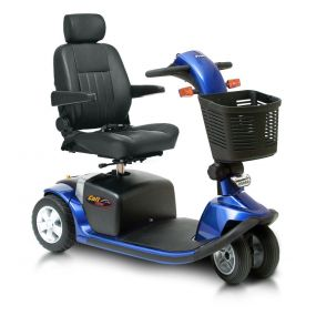 Pride Colt Twin (High Back Seat) Mobility Scooter (Various Colours)