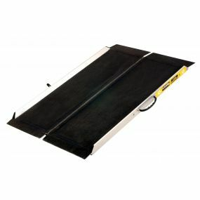 Compact One Wheelchair / Scooter Ramp - 48 Inch