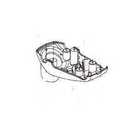 Pride GoGo - Bottom Console Assembly