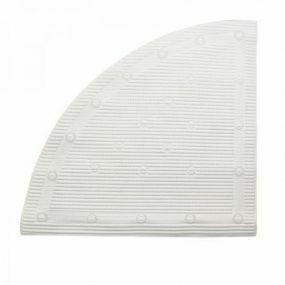 Non Slip Corner Shower Mat