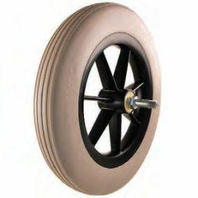 315mm WP Wheelchair Wheel & Tyre