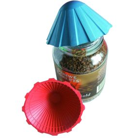 Conical Jar Opener - Red