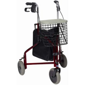 Invacare Delta 3 Wheel Walker