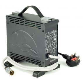 Deluxe Heavy Duty Mobility Charger - 24Volt 8A (World Wide Voltage)