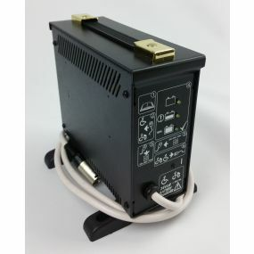 Deluxe Heavy Duty Mobility Charger - 24Volt 8A (UK Voltage & 2m Lead)