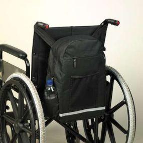 Deluxe Storage Wheelchair Bag
